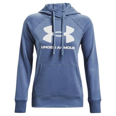 Hanorac Under Armour Rival Logo Ld14 albastru