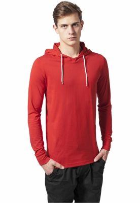 Hanorac urban jersey rosu Urban Classics
