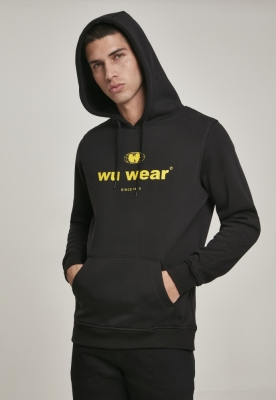 Hanorac Wu-Wear Since 1995 negru