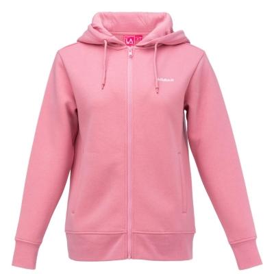 Hanorace cu Fermoar LA Gear pentru Femei roz