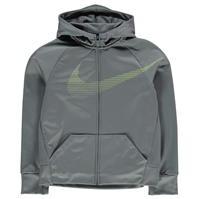 Hanorace cu Fermoar Nike Therma pentru baietei