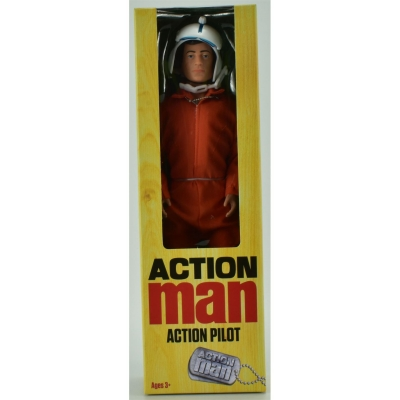 Hasbro Action Man Pilot Toy