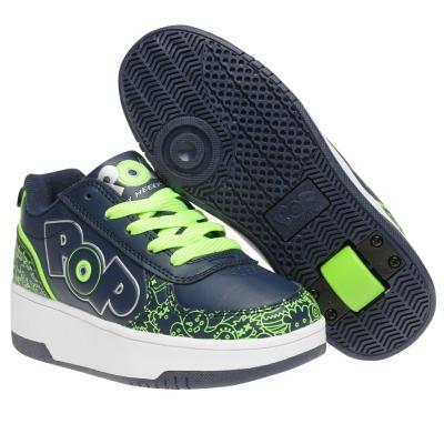 Heelys Pop Strike Skate Shoes pentru Copii