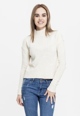 Helanca tricot pentru Femei deschis-bej Urban Classics