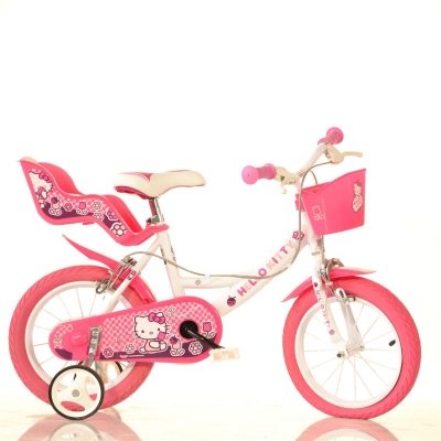 Hello Kitty Kitty Bike pentru Copii