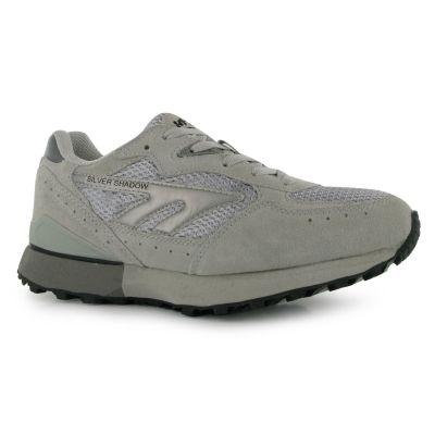Adidasi sport Hi Tec Silver Shadow 2 pentru Barbati argintiu gri