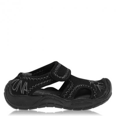 Hot Tuna Rock Shoes pentru Bebelusi negru