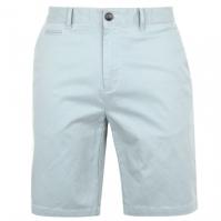 Pantaloni scurti Howick Oakley Slim Chino albastru aqua