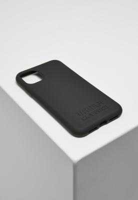 Husa telefon Logo I Phone 11 negru Urban Classics