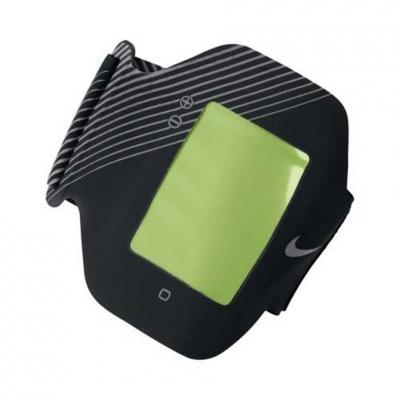 Husa telefon pentru brat Nike E1 Prime Performance Arm Band negru NRN04011 barbati