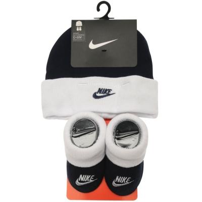 Incaltaminte bebelusi primii pasi Caciula   Nike Block and Unisex Babies