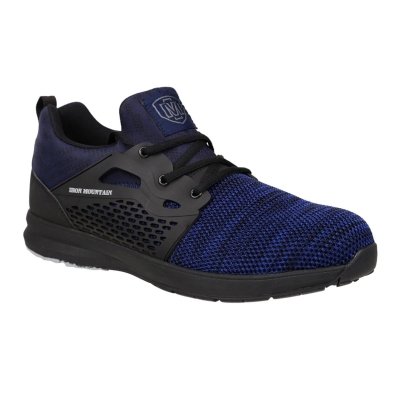 Iron Mountain Safety Work Shoes pentru Barbati albastru