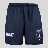 Pantaloni scurti ISC Fiji 7s pentru copii bleumarin