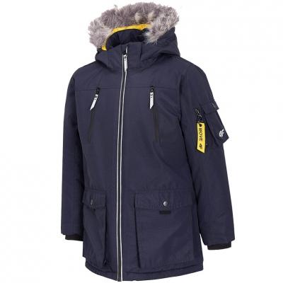 Jacheta 4F bleumarin HJZ20 JKUM001A 31S pentru baieti
