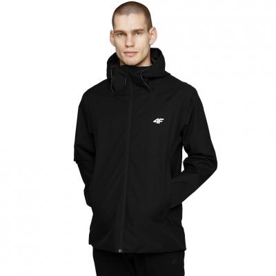Jacheta   4F negru intens H4L21 KUM002 20S pentru Barbati