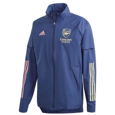Jacheta adidas Arsenal All Weather 2020 2021 pentru Barbati bleumarin