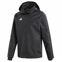 Jacheta Adidas Condivo 18 Storm negru BQ6548 pentru Barbati