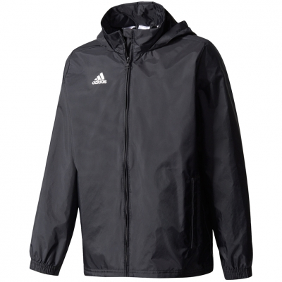 Jacheta adidas Coref Rai negru BR4120 copii