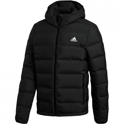 Jacheta Adidas Helionic Ho barbati negru BQ2001