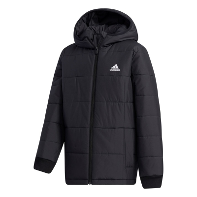 Jacheta adidas Jogger Padding pentru copii negru