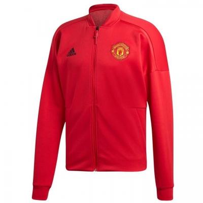 Jacheta adidas Manchester United ZNE 2018 2019 pentru Barbati rosu