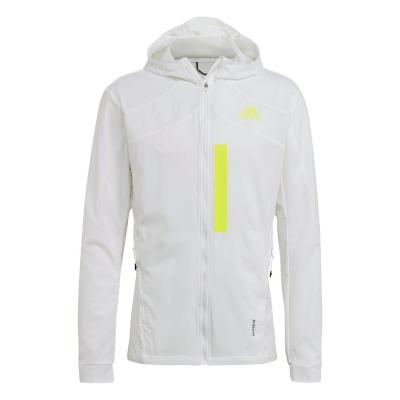 Jacheta adidas Marathon pentru Barbati alb