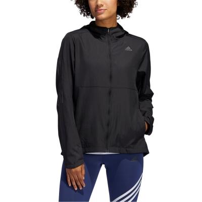 Jacheta adidas Own The Run pentru Femei negru