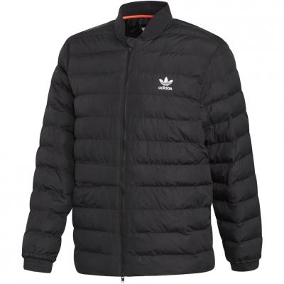 Jacheta Adidas SST Outdoor negru DJ3191