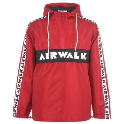 Jacheta Airwalk Airwalk Overhead pentru Barbati rosu alb