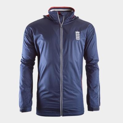 Jacheta Anglia Cricket ploaie pentru Barbati bleumarin