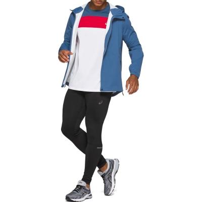 Jacheta Asics Accelerate pentru Barbati albastru
