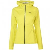 Jacheta Asics Accelerate pentru Femei galben spark