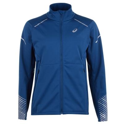 Jacheta Asics Sleeve pentru Barbati mako albastru