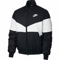 Jacheta barbati M Nike Son Fill Bombr GX negru And alb AJ1020 010