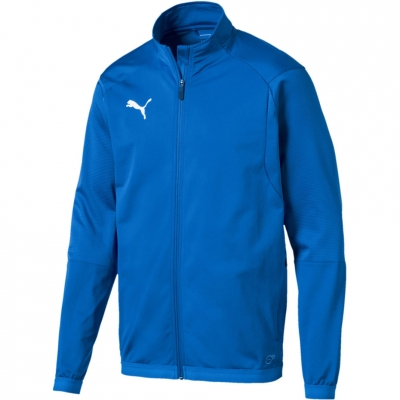 Jacheta barbati Puma Liga antrenament Electric albastru 655687 02