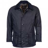 Jacheta Barbour Ashby Wax bleumarin