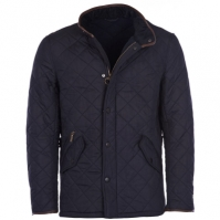 Jacheta Barbour Powell Quilted bleumarin