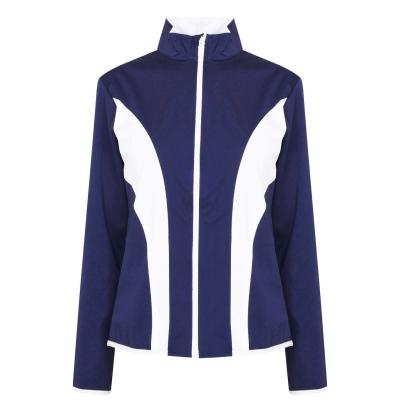 Jacheta Callaway cu fermoar Lightweight pentru Femei albastru