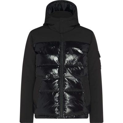 Jacheta Calvin Klein Fashion cu captuseala negru beh