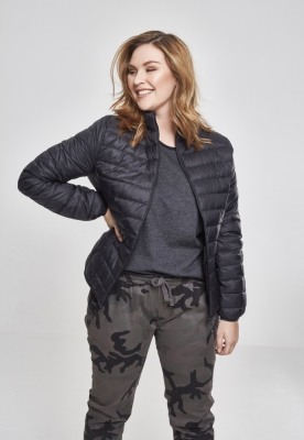 Jacheta Basic Down pentru Femei negru