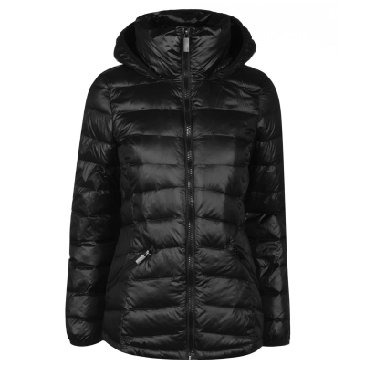Jacheta captuseala pene gasca DKNY Packable negru