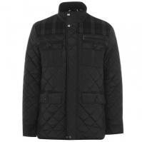 Jacheta Cole Haan Quilted pentru Barbati negru