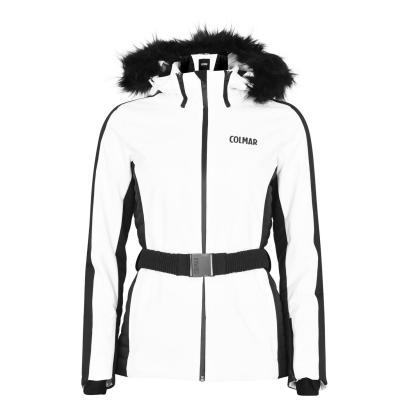 Jacheta Colmar alb negru