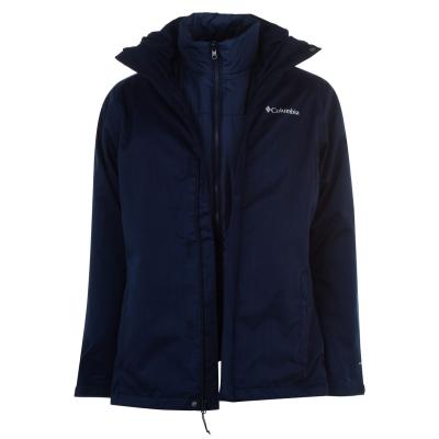 Jacheta Columbia 3in1 pentru Barbati bleumarin