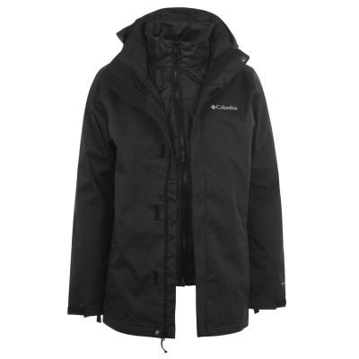 Jacheta Columbia 3in1 pentru Barbati negru