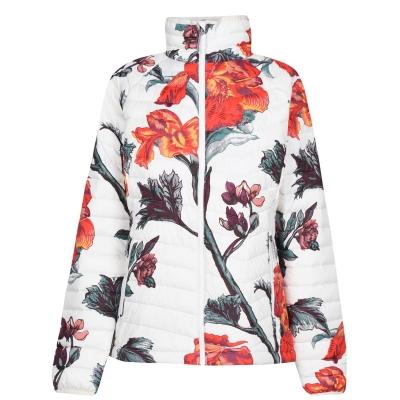 Jacheta Columbia Powder pentru Femei alb botanica