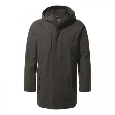 Jacheta Craghoppers Eoran pentru Barbati negru