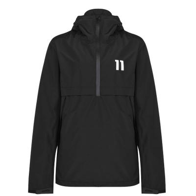 Jacheta cu Fermoar 11 Degrees Hurricane Half negru