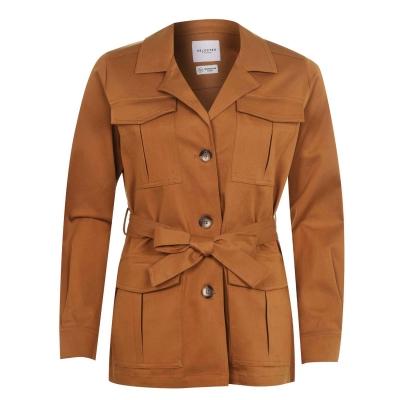 Jacheta Curea Selected pentru Femei maro