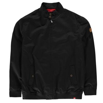 Jacheta D555 Windsor Harrington pentru Barbati negru